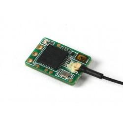 FrSky XM Micro Ultra-Light 16 Channel Full-Range S.bus Receiver (Standard Version)