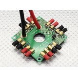 Octocopter Power Distribution Board