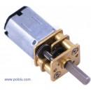 Micromotor sa reduktorom 210:1