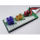 Parallel Charging Board for 6 Packs 2~6S (XT60/EC5/T-Connector)