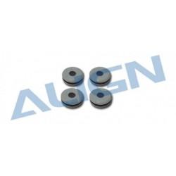 Canopy Nut T-REX 450 (4 pcs)