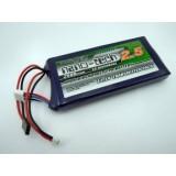 Turnigy LiPo Battery 11.1 V/ 2500 mA/ 5-10C Flat