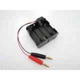 Charge lead with 8 battery box