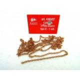 Brass chain E