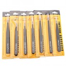 7pcs BGA ESD Precision Tweezer Set