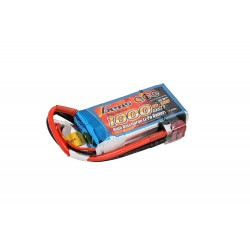 GENS ACE LiPo Battery 7.4 V/ 1000 mA/ 25C