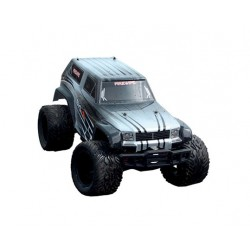 BLACKZON MONSTER TRUCK 1:12 4WD 2.4GHz Electric Powered Model Car Silver