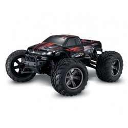 BLACKZON WILD CHALLENGER MONSTER TRUCK 1:12 2WD Electric Powered Model Car Red