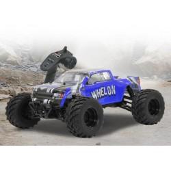 JAMARA WHELON 1:12 4WD 2.4GHz Electric Powered Model Car Blue