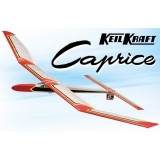 CAPRICE KIT Keil Kraft Free Flight Model Airplane (1295 mm)