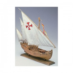 Amati NINA CARAVELA LUI COLUMB 1492 Scale Model Boat (370 mm)