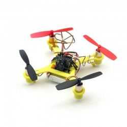 Eachine Tiny QX90C 90mm Micro FPV Racing Quadcopter Based On F3 EVO Brushed Flight Controller BNF
