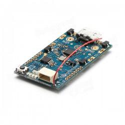 Micro Scisky 32bits Brushed Flight Control Board Built-in DSMX/DSM2 Compatible RX Based Naze32 For QX100