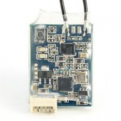 FrSky XSR 2.4GHz 16CH ACCST Receiver S-Bus CPPM Output Support X9D X9E X9DP X12S X Series
