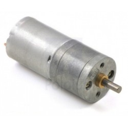 Metal Gearmotor 34:1 (D25 x L52 mm)