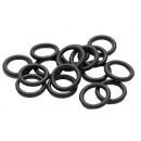 Rubber O-Ring 1.5 x 5 mm (25 pcs)