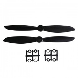 Gemfan 6045 Propellers CW/CCW For ZMR250 QAV250 240 Mini Quadcopter