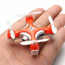 Mini Cheerson CX-10 Quadrocopter with Camera RTF