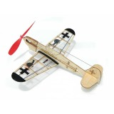 GERMAN FIGHTER KIT Free Flight Model Airplane (280 mm)