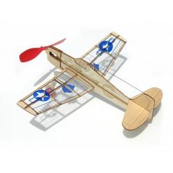U.S. HELLCAT KIT Free Flight Model Airplane (260 mm)