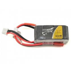 Tattu GENS ACE LiPo Battery 7.4 V/ 800 mA