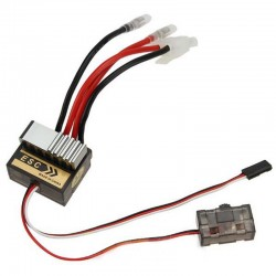 HSP 320A Brushed Speed Controller ESC for 1/8 1/10 RC Car Truck Buggy Boat