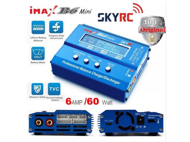 skyrc imax b6 mini manual