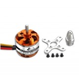 Flash Hobby D2826  2-3S Brushless Motor For RC Airplane - 2200KV