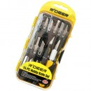 R'DEER 14PC HOBBY KNIFE SET