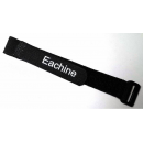 10PCS 26cm Eachine Lipo Battery Tie Down Strap - Black