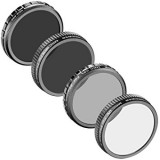 Neewer for  DJI Phantom 3 Advanced and Professional, Multi-coated 4 Pieces Filters: UV Filter + CPL Filter + Neutral Density Filter (ND16) + ND Fader Adjustable Filter ND2-ND400
