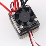 320A 7.2V-16V High Voltage Brush ESC Speed Controller For 1/10