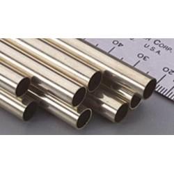 Brass Tube D10 x d9 x 1000 mm