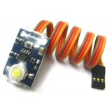 Navigation Lights RC Mode WHITE