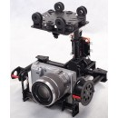 FPV 2-axis Brushless Gimbal Assembly for Mini SLR 5N, GH2, GH3