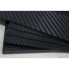 Carbon Fiber Board 1 x 250 x 400 mm