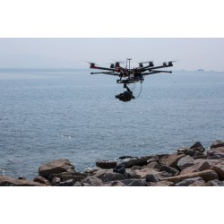Octocopter DJI Spreading Wings S1000 + A2