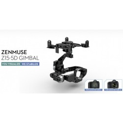 DJI ZENMUSE Z15 CANON 5D (MK2 or 3) Camera Stabilizer System