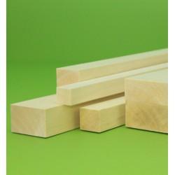 Balsa block 40 x 40 x 1000 mm