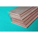 Pine sheet 2 x 100 x 1000 mm