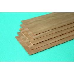 Mahogany sheet 3 x 100 x 1000 mm