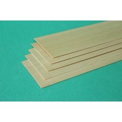 Obechi sheet 1 x 100 x 1000 mm