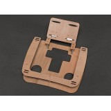 Wooden Transmitter Tray w/Neck Strap