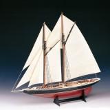Amati BLUENOSE Scale Model Boat