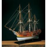 Amati HMS BOUNTY Scale Model Boat