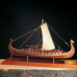 Amati DRAKKAR VIKING Scale Model Boat