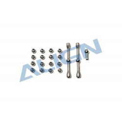 SE Stainless Steel Ball Parts T-REX 450