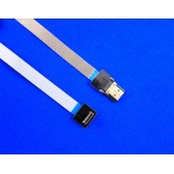 Super Soft Shielded Mini HDMI to HDMI 30 cm