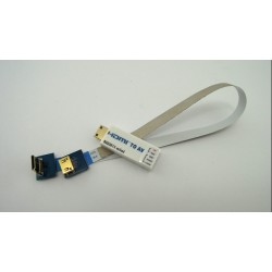 HDMI/ Mini HDMI to A/V Conversion Module RCD3015