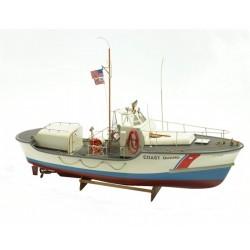 Billing Boats U.S. COAST GUARD Scale Model Boat (363 mm)